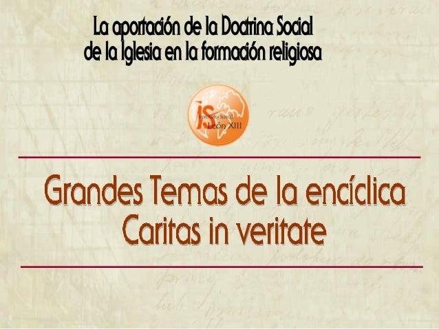 Formación del profesorado Instituto Social León XIII • una ideología para contraponerla a otros sistemas ideológicos • tam...