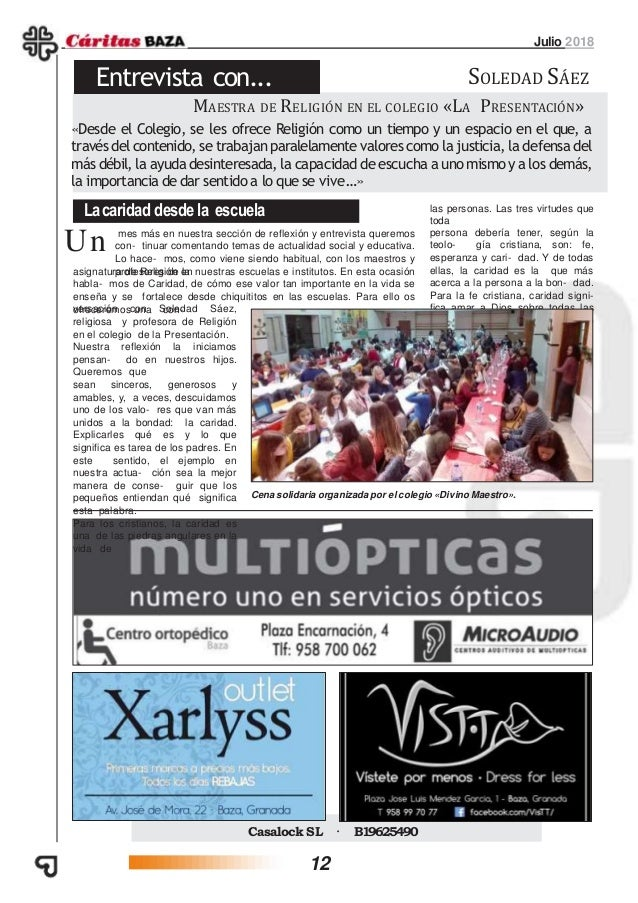 a1abca9c20 Caritas julio 2018