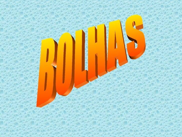 BOLHAS