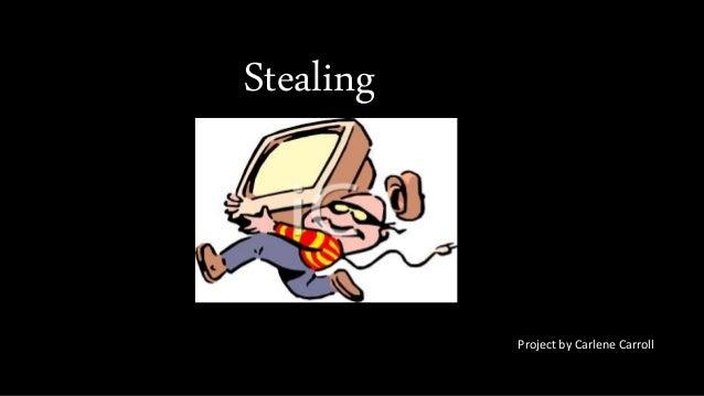 Stealing Project by Carlene Carroll