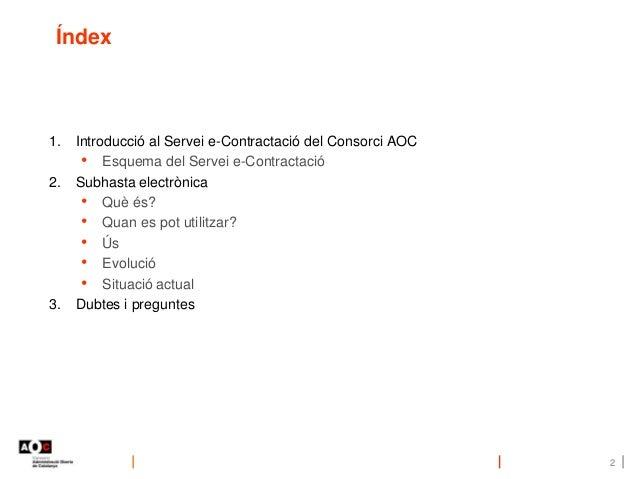 La subhasta electrònica: ús, evolució i situació actual - Carles de Mena Slide 2