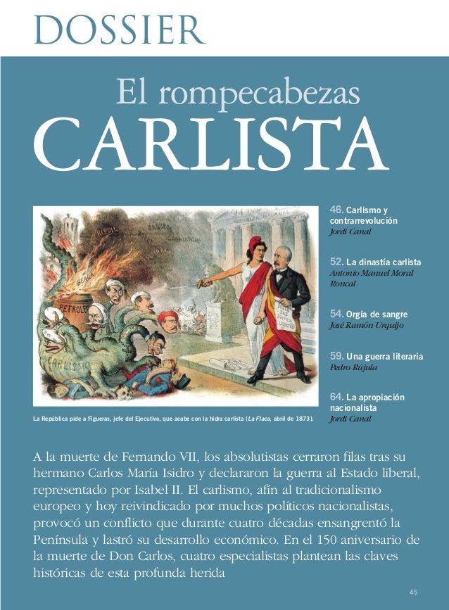 DOSSIER                               El rompecabezasCARLISTA                                                             ...