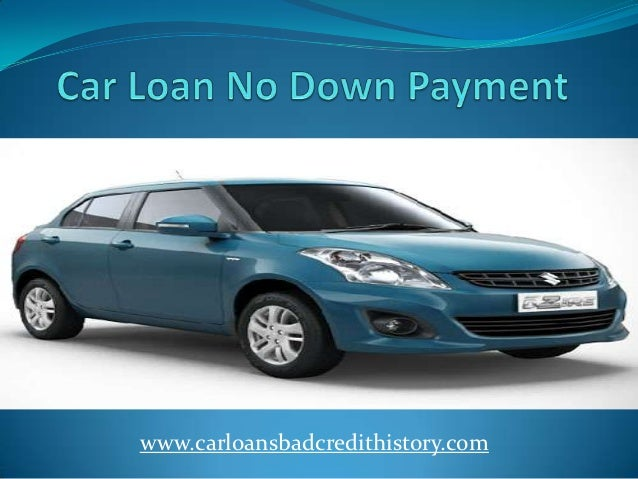Subprime Auto Lenders >> Cars No Down Payment Bad Credit - CarDrivers