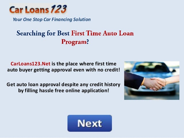 Car Loan Places No Credit