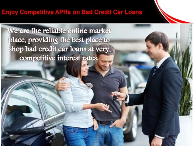 Car Loans For People With Bad Credit >> Best Deal On Car Loans For People With Bad Credit