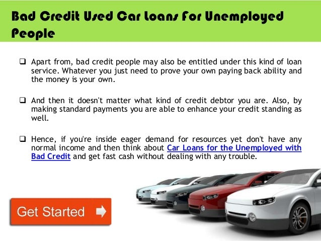 need a loan today with bad credit and unemployed - 3
