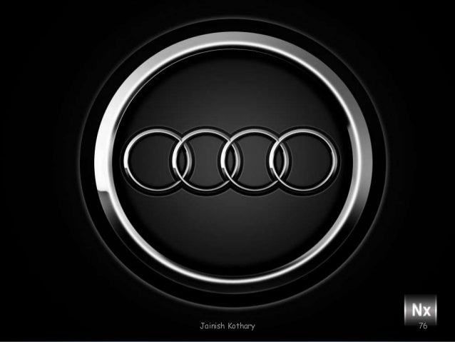 Guess The Car Logos - Audi car symbol