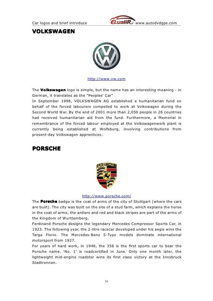 Car Logo And Names Idas Ponderresearch Co