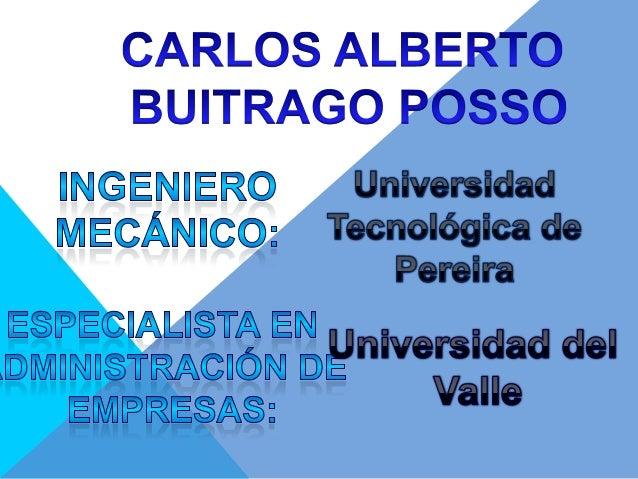  20 Años en diferentes empresas de la región como: Ingeniero de planta, ingeniero de diseño, ingeniero de mantenimiento e...