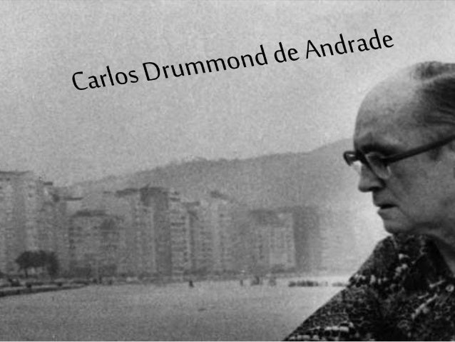Carlos drummond de andrade photos