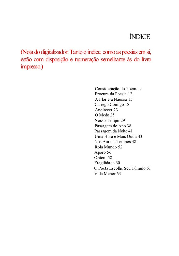 Carlos Drummond de Andrade A rosa do povo
