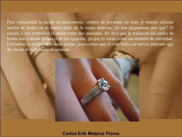 39ee59467ba6  Por qu  se empez  a usar el anillo de bodas en el cuarto dedo  Carlos Erik  Malpica Flores  2.