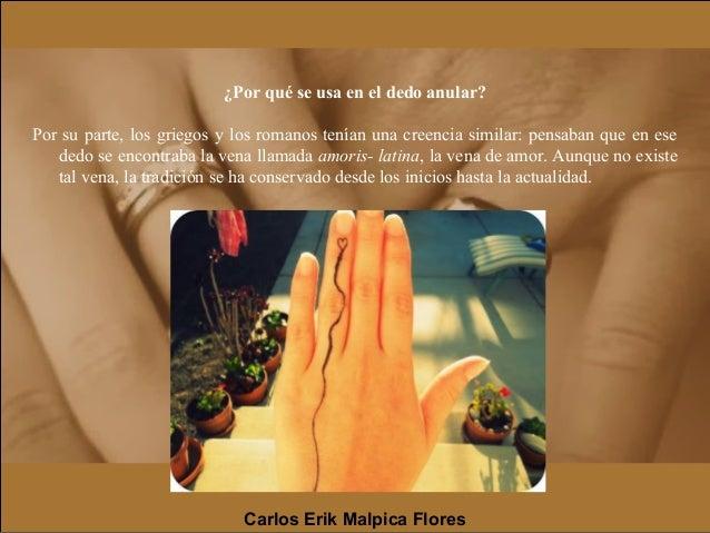 dddab2168bc8 Carlos Erik Malpica Flores - ¿Por Qué Se Empezó a Usar El Anillo de B…