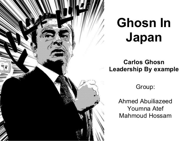 carlos ghosn management style