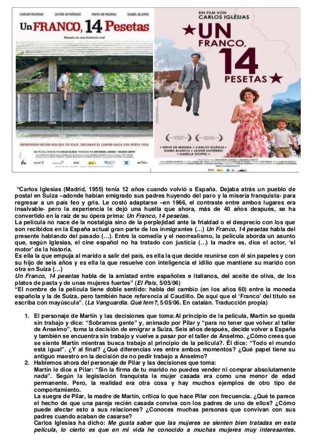 """""""Carlos Iglesias (Madrid, 1955) tenía 12 años cuando volvió a España. Dejaba atrás un pueblo de postal en Suiza –adonde ha..."""