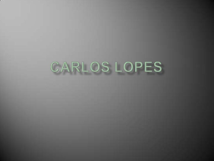 CarlosLopes