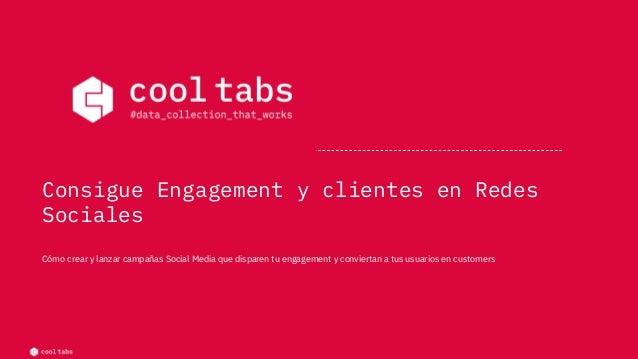 #data_collection_that_works Consigue Engagement y clientes en Redes Sociales Cómo crear y lanzar campañas Social Media que...