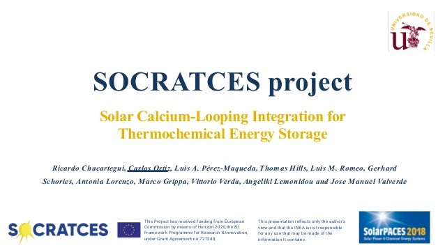 This Project has received funding from European Com m ission by m eans of Horizon 2020,the EU Fram ework Program m e for R...