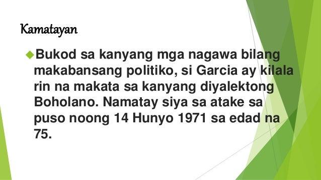 Talambuhay ng datování pangulong ferdinand marcos