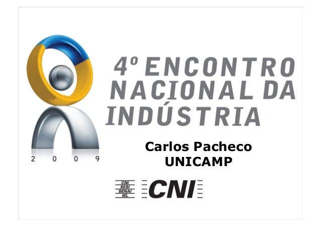 Carlos Pacheco UNICAMP