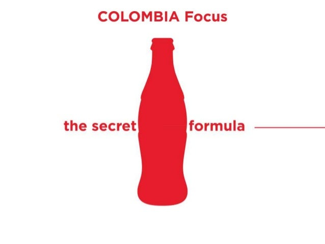 Portada Conference 2012 - Country Focus: Colombia (Coca Cola)