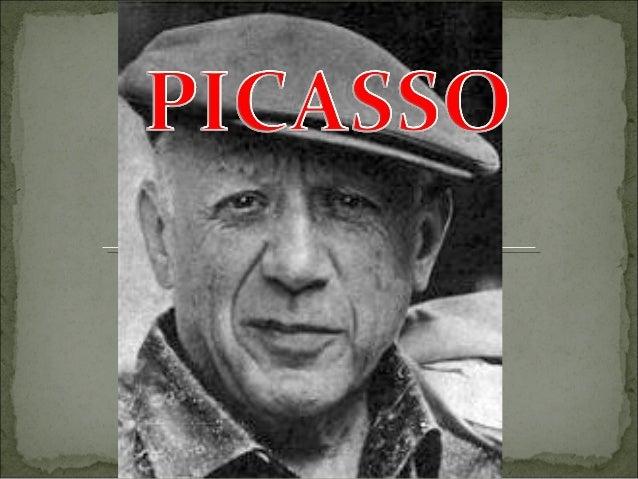 1.Biography 2.Periods -Blue period -Pink period -Cubistic period -Surrealistic period -Expressionist period  3.Conclusions