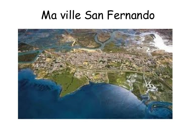 Ma ville San Fernando