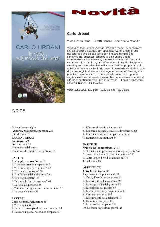 Carlo Urbani                                               Vissani Anna Maria - Piccotti Mariano - Cervellati Alessandra  ...