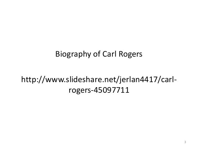 """carl rogerss concept of a fully functioning person Is essential to understanding the life and work of carl rogers  or rogers' concept of """"the fully functioning person"""" and """"the person of tomorrow"""" prove."""