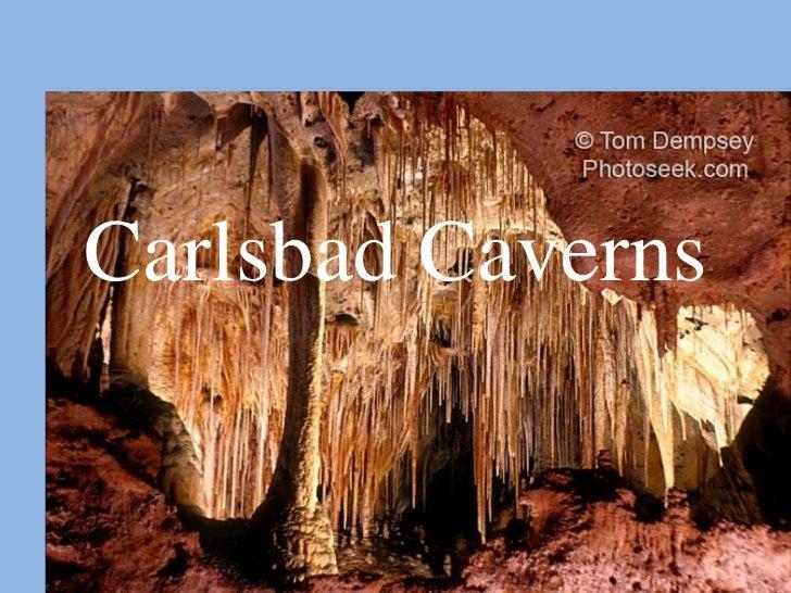 Carlsbad Caverns<br />