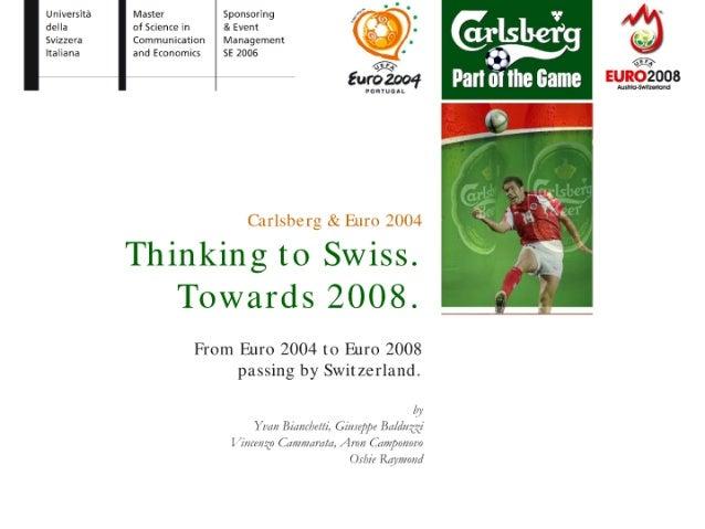 U nlverslta Master Sponsoring  della of Science in 8: Event Svizzera Communication Management ltaliana and Economics SE 20...