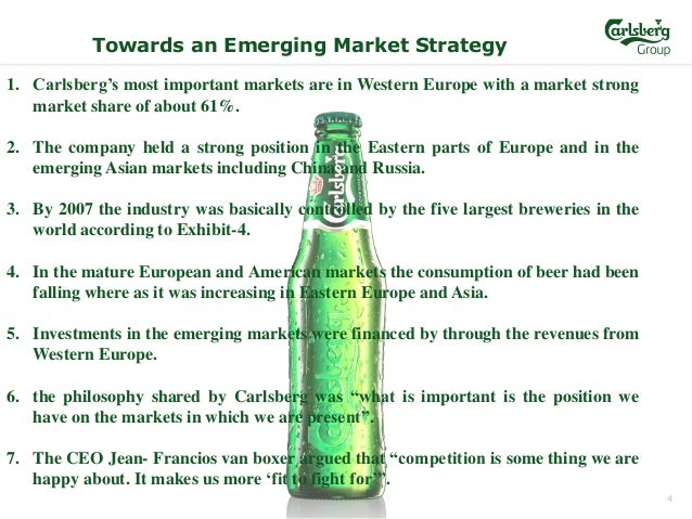 Corporate Social Responsibility: A Case Study on Carlsberg
