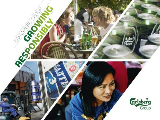 For the sixth consecutive year Carlsberg participates in Earth Hour 2012!