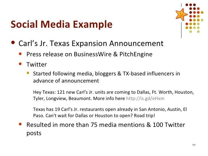 The Social Media Marketing Secrets of Carl's Jr.