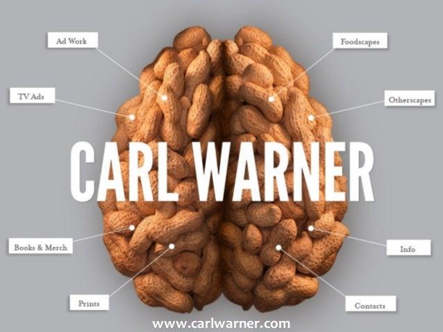 Carl Warnerwww.carlwarner.com