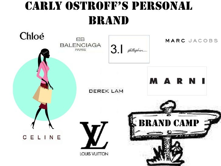 CarlyOstroff's Personal Brand<br />BRAND CAMP<br />
