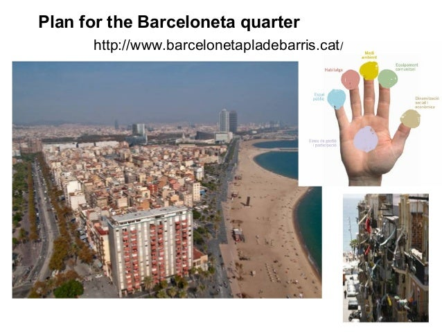 Carmee Gaul On Regenation Of Barcelona S City Centre