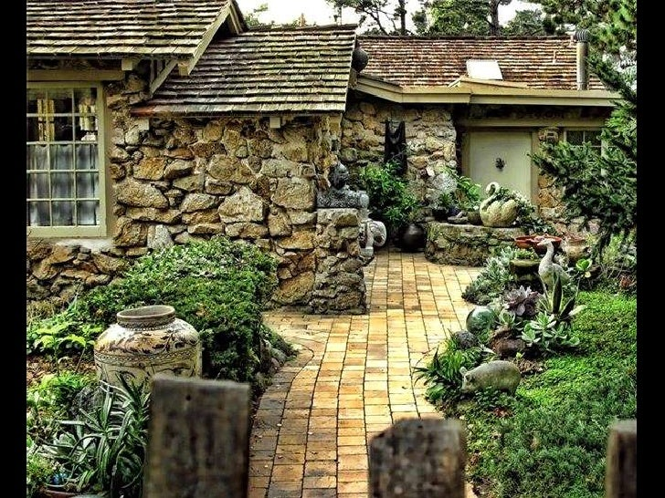 FAIRYTALE COTTAGES IN CARMEL 1