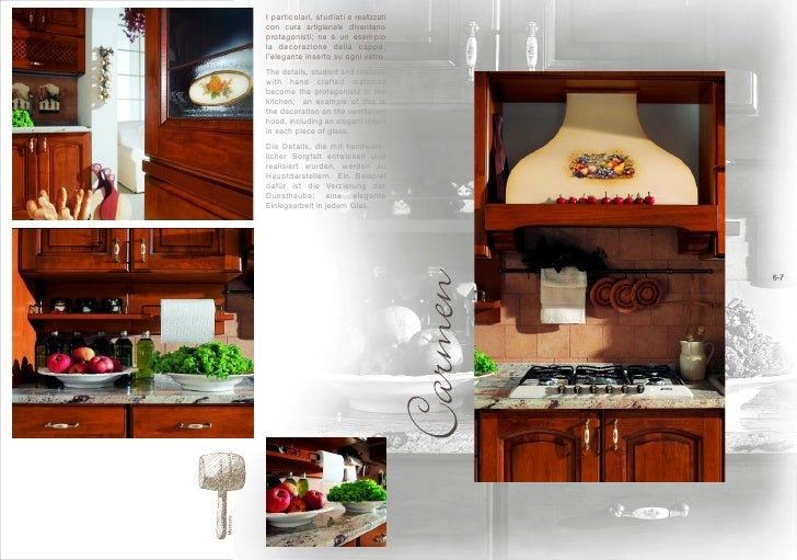 Cucina modello Carmen di Maior