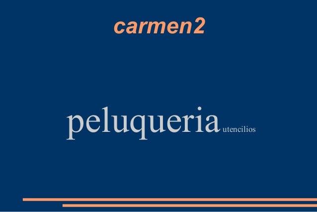 carmen2peluqueria   utencilios