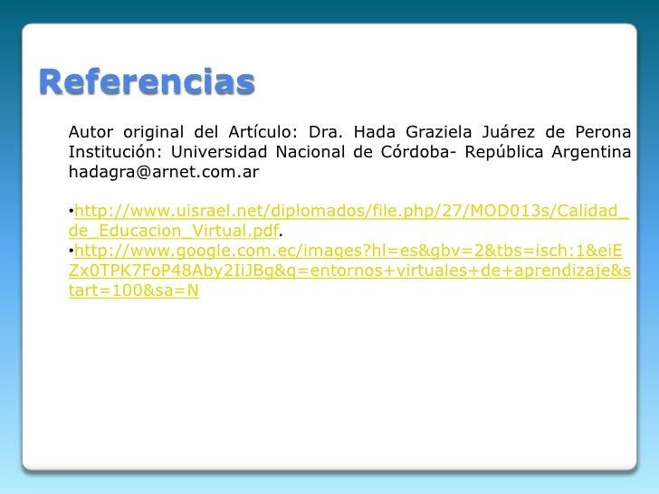 Es necesario que en el Ecuador; el Ministerio de Educación  y el CONEA una sus fuerzas para establecer parámetro mejorando...