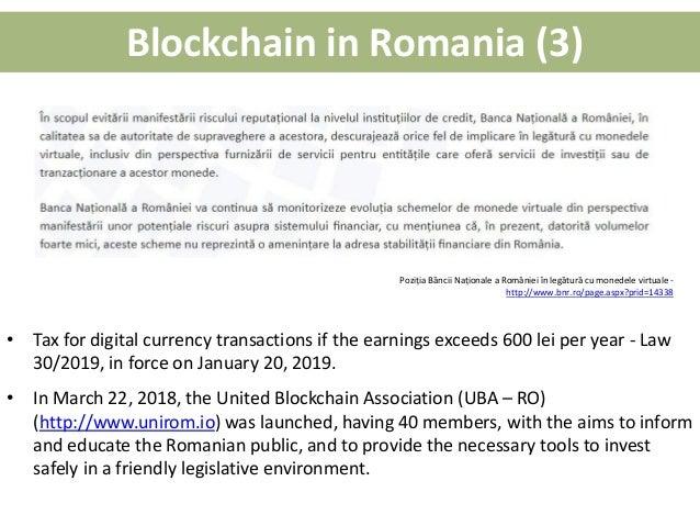 riscuri de investiții bitcoin program de tranzacționare criptografică