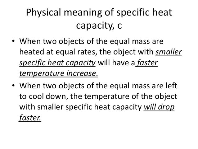 Spm Form 4 Physics Heat