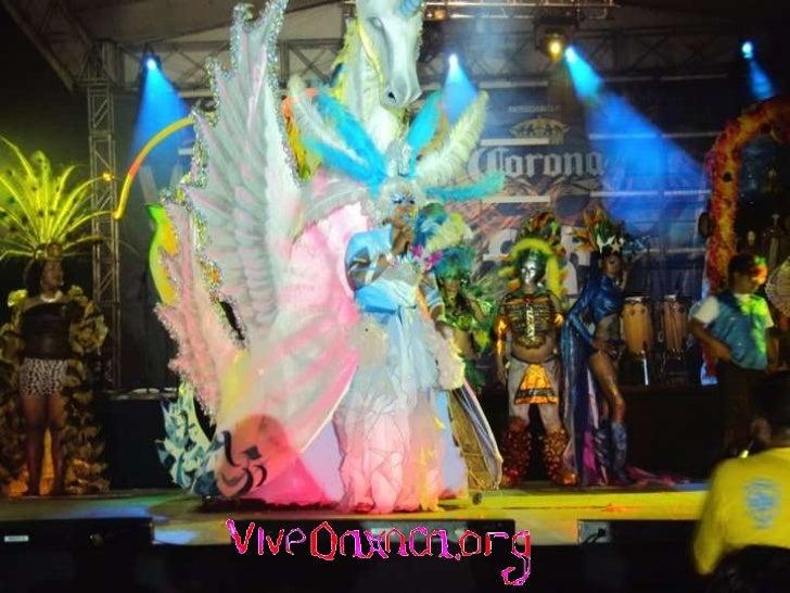 Carnaval de Puerto Escondido  2011