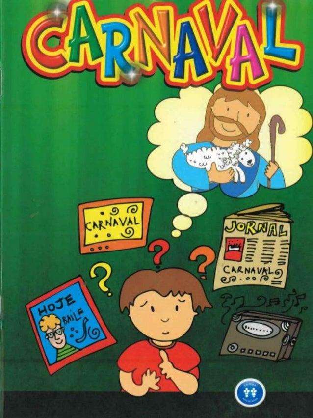 Cartilha Carnaval - Aula especial