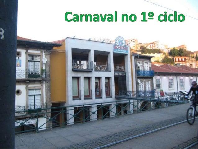 Carnaval no 19 ciclo