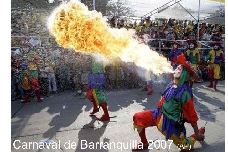 Carnaval de Barranquilla 2007  (AP)