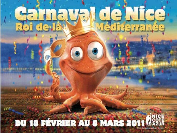 L'événement phare de la Côte d'Azur en hiver, un des plus     grands Carnaval du monde, propose un programme de   spectacl...