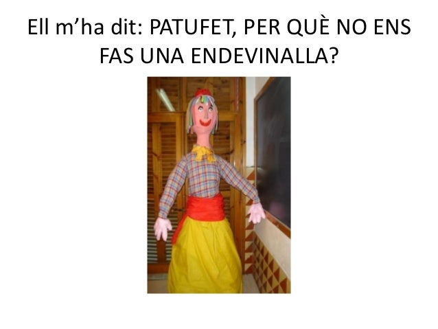 Carnaval 13 patufet p3 Slide 2