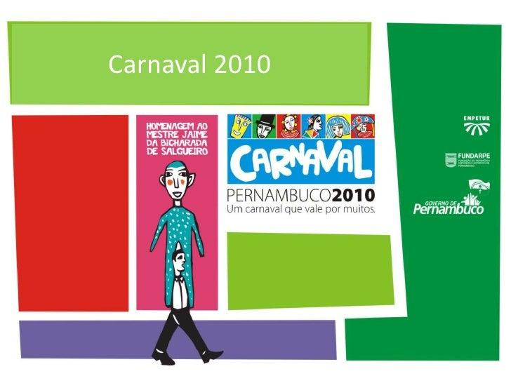 Carnaval 2010<br />